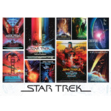 Star Trek -Films 1000 piece puzzle