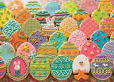 Easter Eggs 1000 pieces