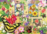Butterfly Magic 500 piece puzzle