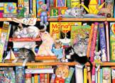 Storytime Kittens 350 piece Family Puzzle