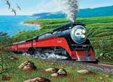 Southern Pacific 1000 piece puzzle