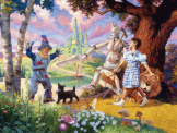 Wizard of Oz 350 piece Family Puzzle