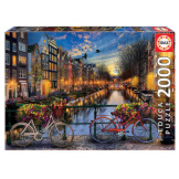 Amsterdam With Love 2000PCS