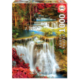 Waterfall In Deep Forest 1000PCS