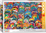 Mexican Ceramic Plates 1000 Pieces