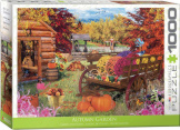 Autumn Garden 1000 Pieces