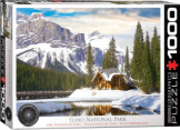 Yoho National Park 1000 Pieces