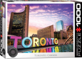 Toronto Ontario 1000 Pieces