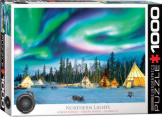 Northern Lights 1000 Pieces
