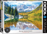 Rocky Mountain Nat. Park 1000 Pieces
