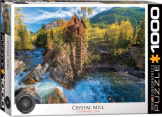 Crystal Mill Colorado 1000 Pieces