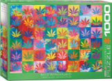 Weed Wonderland 1000 Pieces