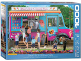 Dan's Ice Cream Van 1000 Pieces