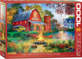 Old MacDonalds Farm Store 1000 Pieces