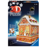 Ginger Bread House 3D - 257 Pieces