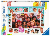 Wreck it Ralph 2- 500 Pieces