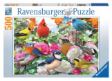 Garden Birds 500 Pieces
