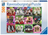 Puppy Pals 500 Pieces