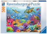 Tropical Waters 500 Pieces
