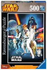 Star Wars A New Hope 500 Pieces