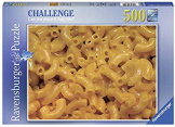 Mac & Cheese Challenge 500 Pieces