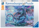 Mystic Dragons 500 Pieces