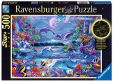 Moonlit Magic Glow in the Dark 500 Pieces