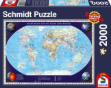 Our World 2000 piece puzzle