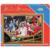 The Royal Wedding 550 Pieces