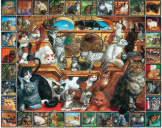 World of Cats 1000 Pieces
