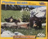 Playtime Bears 1000 Pieces