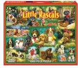 Little Rascals 1000 Pieces