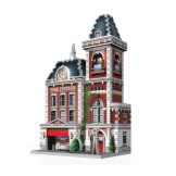 Fire Station - 285 piece 3D Puzzle
