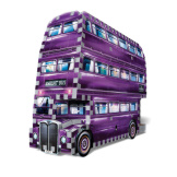 The Knight Bus - 280 piece 3D Puzzle