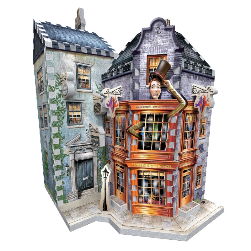Weasley's Wizard Wheezes and Daily Prophet™ - 285 piece 3D Puzzle