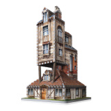 The Burrow – Weasley Family Home - 415 piece 3D Puzzle