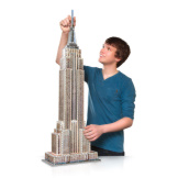 Empire State Building - 975 piece 3D Puzzle