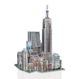 New York Collection Midtown West - 900 piece 3D Puzzle