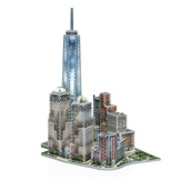 New York Collection World Trade - 875 piece 3D Puzzle