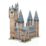 Hogwarts Astronomy Tower - 875 piece 3D Puzzle