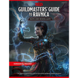 D&D 5th Ed. Guildmasters Guide To Ravnica Map Pack