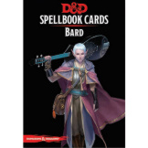 D&D 5th Ed. Spellbook Cards Bard
