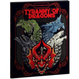 D&D 5th Ed. Tyranny Of Dragons Hobby Cover