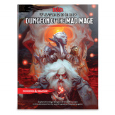 D&D 5th Ed. Waterdeep Dungeon Of The Mad Mage
