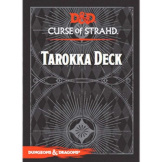 D&D 5th Ed. Curse Of Strahd Tarokka Deck