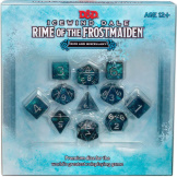 D&D 5th Ed. Icewind Dale Rime Of The Frostmaiden Dice Set