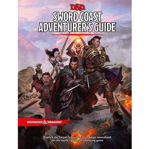 D&D 5th Ed. Sword Coast Adventure Guide