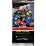 2020-21 Topps NHL Sticker Pack