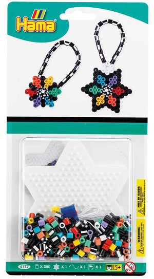 Hama Beads Star Kit