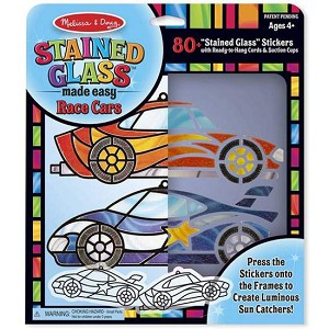 Stained Glass Made Easy Race Cars